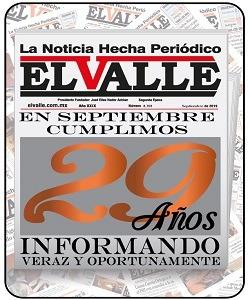 Aniversario periódico El Valle