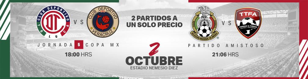 2019 Toluca vs Querétaro