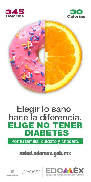 Elige no tener Diabetes