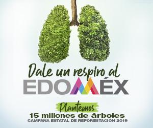 Dale un respiro al EDOMEX