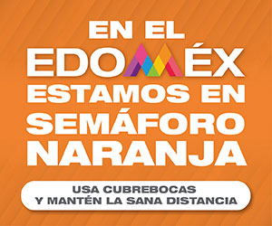 Semáforo Naranja Edomex