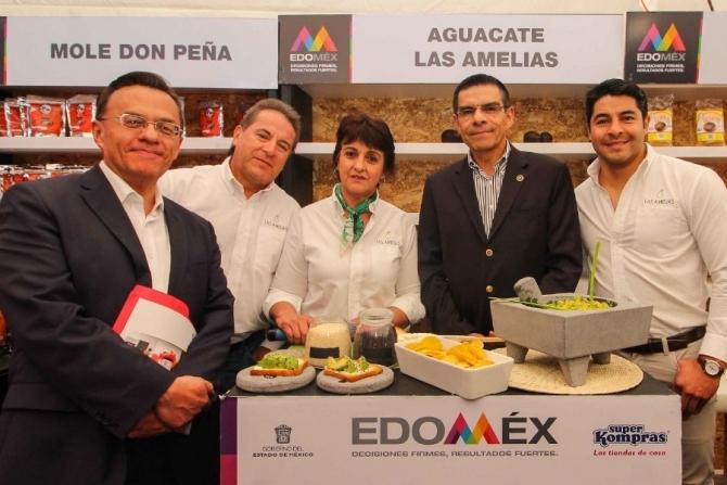 Impulsan a productores mexiquenses para ser proveedores reconocidos