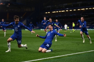 Chelsea y Manchester City disputarán la final en la Champions League